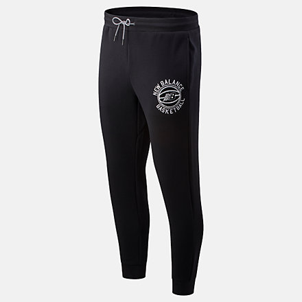 NB NB Basketball First Light Pant, MP01675BK image number null