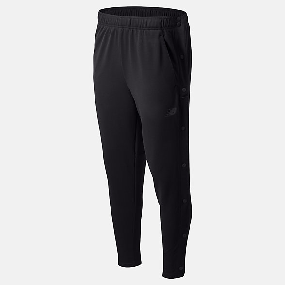 New Balance NB Basketball Finisher Tearaway Pant, MP01784BK