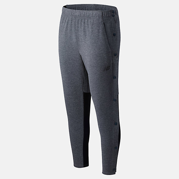 New Balance NB Basketball Finisher Tearaway Pant, MP01784ORA