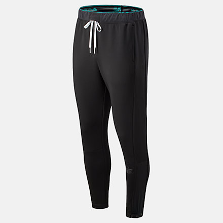 New Balance R.W.T. Travel Pant, MP03052BK image number null