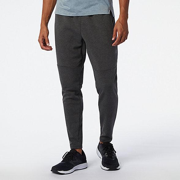 New Balance 男款针织运动长裤, MP03153HC