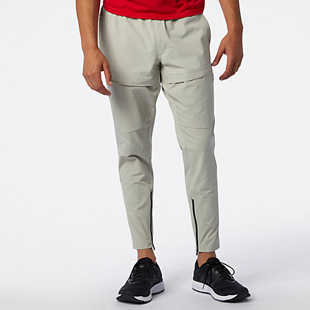 New Balance Fortitech Cargo Pant, MP03177GOK image number null