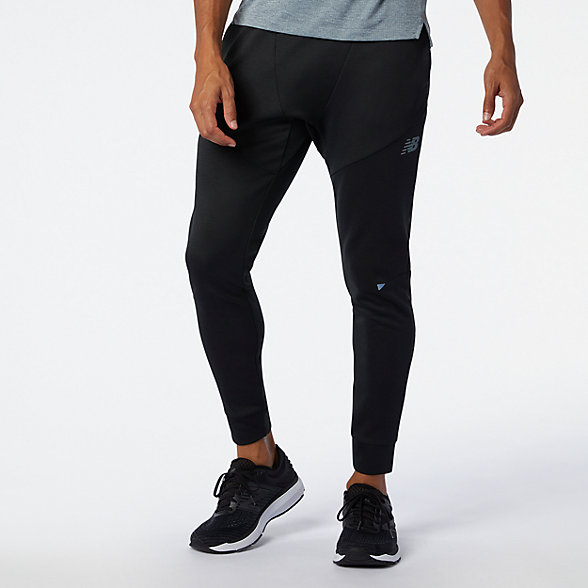 NB Q Speed Run Pant, MP03265BKH