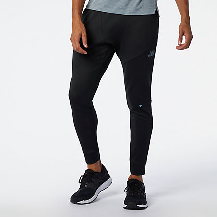 New Balance Q Speed Run Pant, MP03265BKH image number null