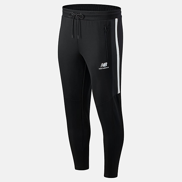 New Balance NB Athletics Podium Track Pant, MP03501BK