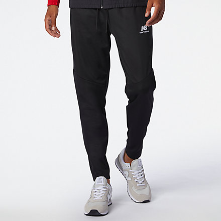 New Balance NB Athletics Podium Track Pant, MP03501BK image number null
