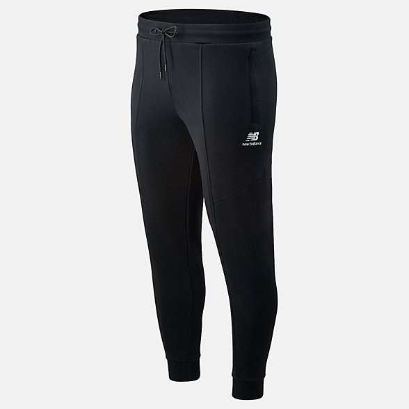 NB NB Athletics Village Fleece Pant, MP03503BK