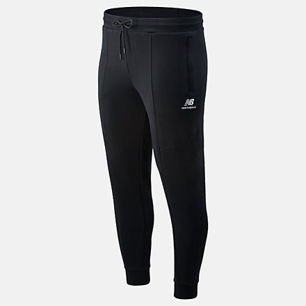 New Balance NB Athletics Village Fleece Pant, MP03503BK image number null