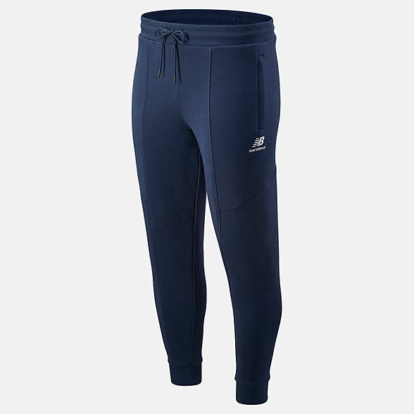 NB NB Athletics Village Fleece Pant, MP03503NGO