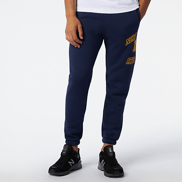 New Balance NB Athletics Varsity Pack Sweatpant, MP03506NGO