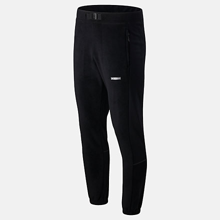 NB Sport Style Micro Fleece Pant, MP03512BK image number null
