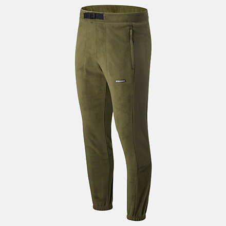NB Sport Style Micro Fleece Pant, MP03512NTG image number null
