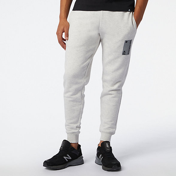 NB Pantaloni Essentials Terrain Sweatpant, MP03521SAH