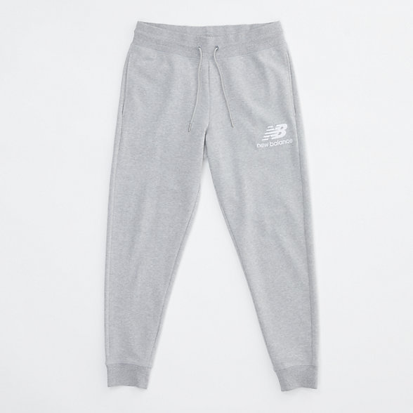 New Balance Essentials Stacked Logo Sweatpant, MP03558AG