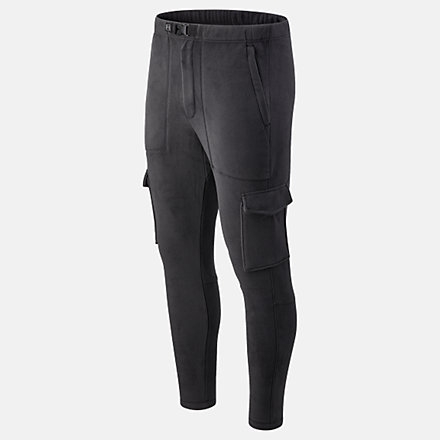 NB Kl2 Polar Fleece Cargo Pant, MP03598PHM image number null
