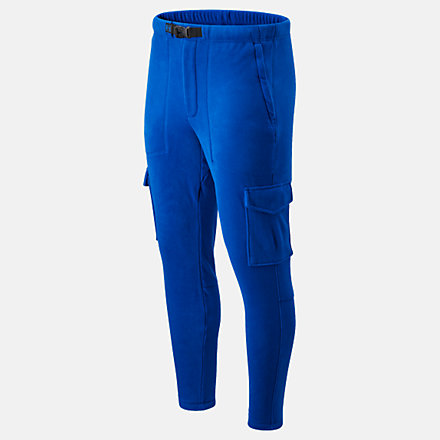 New Balance Kl2 Polar Fleece Cargo Pant, MP03598TRY image number null