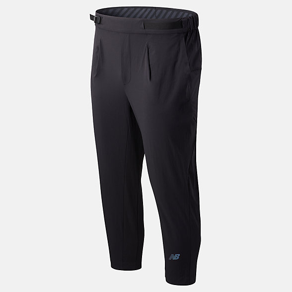 New Balance SPEEDRIFT Cargo Crop Pant, MP03907BK