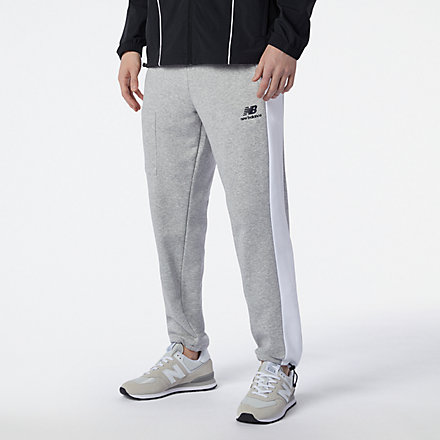 New Balance NB Athletics Fleece Pant, MP11501AG image number null