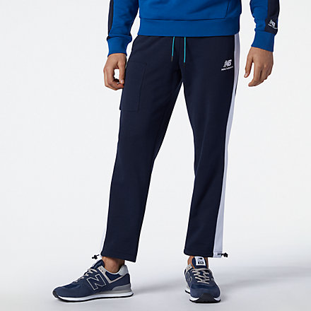 New Balance NB Athletics Fleece Pant, MP11501ECL image number null