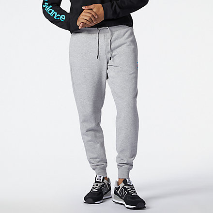 NB NB Essential Sweatpant, MP11504AG image number null