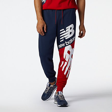NB NB Athletics Splice Pant, MP11509REP image number null