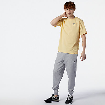 NB NB Essentials Embroidered Pant, MP11590AG image number null