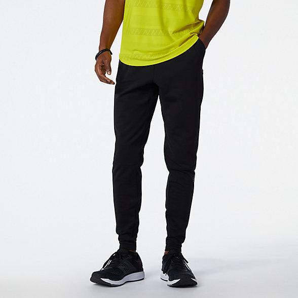 New Balance 男款速干运动长裤, MP13284BK