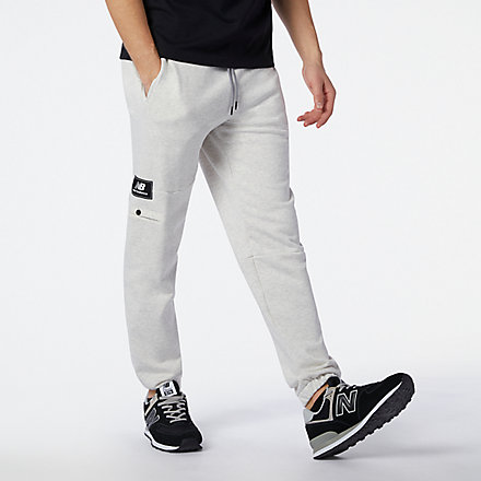 NB NB Athletics Higher Learning Fleece Pant, MP13503SAH image number null