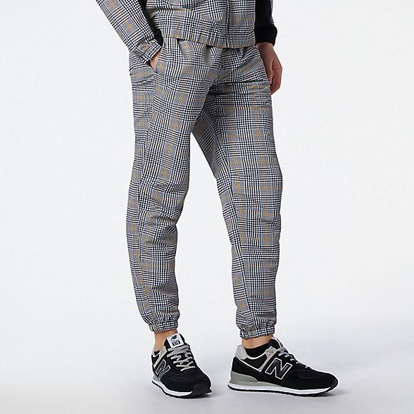 New Balance 男款网格梭织休闲长裤, MP13513TWF