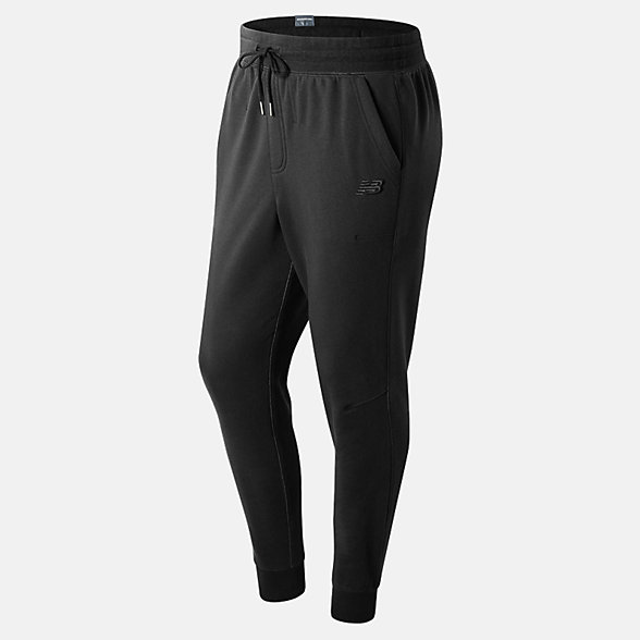 New Balance Classic Tailored Sweatpant, MP63560BK
