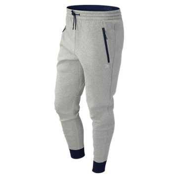 New Balance J.Crew Sport Style Pant, Athletic Grey