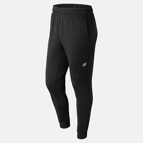 New Balance Pantalon de jogging en molleton Game Changer, MP73011BK