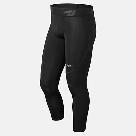 New Balance Challenge Tight, MP73039BK image number null