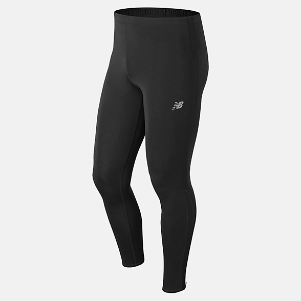 New Balance Accelerate Printed Tight, MP73066BK