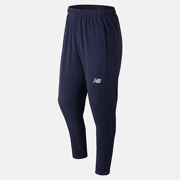 New Balance Pantalon de sport tissé pour la piste Tenacity, MP81087PGM