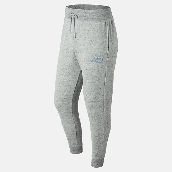 New Balance Heather Sweatpant, MP81508HG
