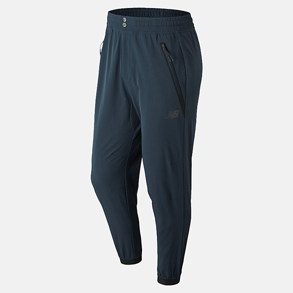 New Balance 247 Luxe Woven Pant, MP81511GXY