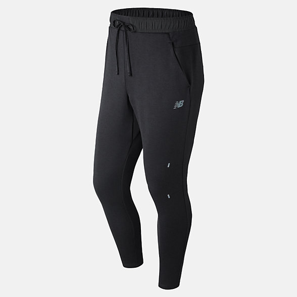 New Balance Pantalon de course Q speed, MP83258BK