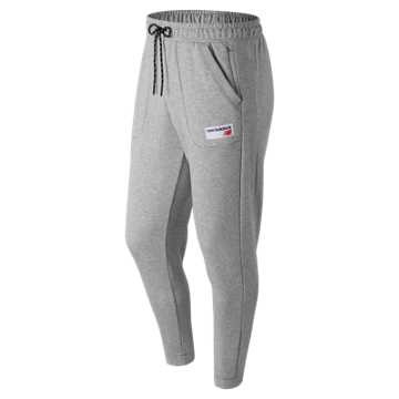 New Balance NB Athletics Sweatpant, Athletic Grey
