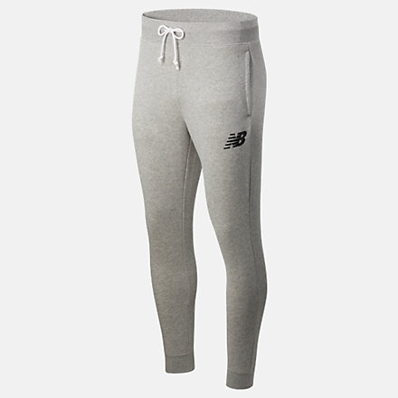 New Balance Core Pant Slim, MP83984AG image number null