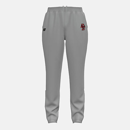 New Balance NB Travel Pant(Boston College), MP906BCALG image number null