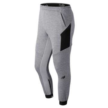 New Balance R.W.T. Lightweight Double Knit Pant, Athletic Grey