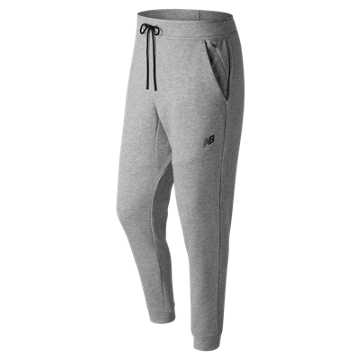 New Balance Sport Style Grid Sweatpant, Athletic Grey