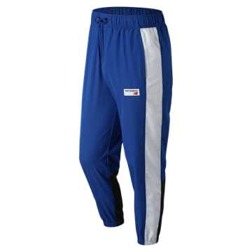 New Balance NB Athletics Windbreaker Pant, Team Royal