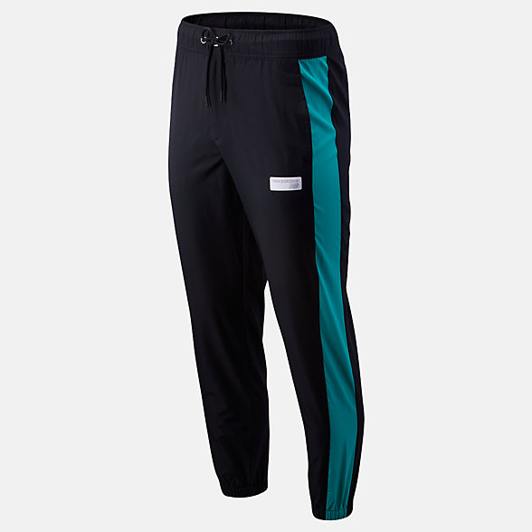 NB NB Athletics Windbreaker Pant, MP91507VDE