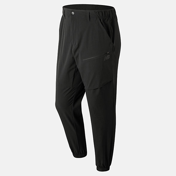 New Balance Sport Style Select Woven Pant, MP91516BK