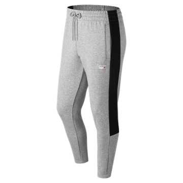 info for 6364e 72538 New Balance NB Athletics Sweatpant, Athletic Grey