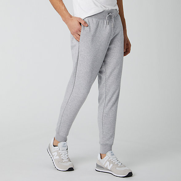 New Balance Essentials Stacked Logo Sweatpant, MP91550AG