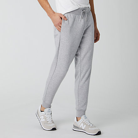 New Balance Essentials Stacked Logo Sweatpant, MP91550AG image number null