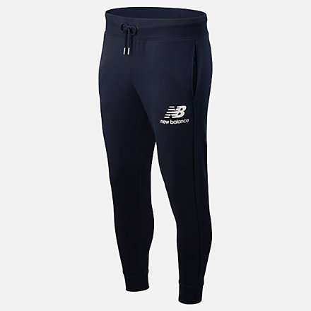 New Balance Essentials Stacked Logo Sweatpant, MP91550ECL image number null